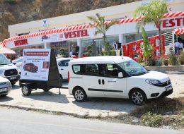 İzmir Reklam Römorku Kiralama