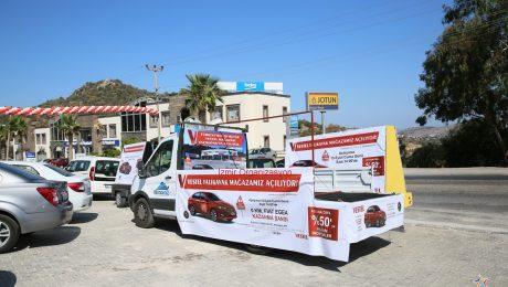 Reklam Römorkları İzmir Organizasyon