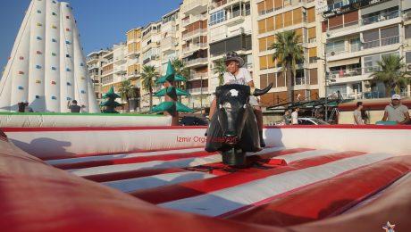 Şişme Rodeo Kiralama İzmir Organizasyon