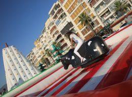 Rodeo Oyun Parkurunda Oyun Anı İzmir