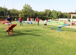 Temalı Doğum Günü Organizasyonu Oyun Parkuru Kiralama İzmir