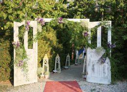 Düğün Organizasyonu Yürüyüş Yolu Çiçek Süslemeleri İzmir