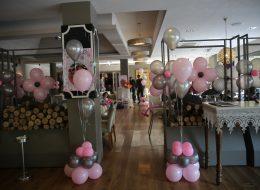 Doğum Günü Partisi Uçan Balon Süsleme Servisi İzmir Organizasyon