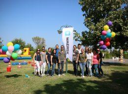 Şirket Piknik Organizasyonu Balon Süslemeleri İzmir