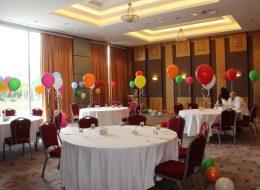 Uçan Balon Süsleme İzmir Organizasyon