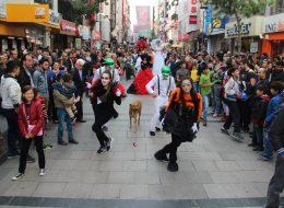Dans Gösterisi İzmir
