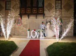 Düğün Organizasyonu Yer Volkanları Gösterisi Temini İzmir Organizasyon