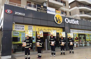 Açılış Organizasyonlarında Reklam Yürüyen Reklamlar İzmir Organizasyon