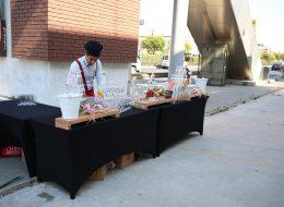 İçecek Barı Kurulumu İzmir Kokteylli Açılış Organizasyonu