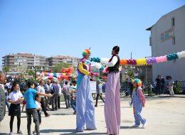 Tahta Bacak Gösterisi ve Palyaço Kiralama İzmir