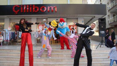 Açılış Organizasyonlarında Animasyon Gösterisi ve Animasyon Ekibi Kiralama İzmir