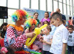 Sosis Balon ve Balon Katlama Açılış Organizasyonu Palyaço Kiralama
