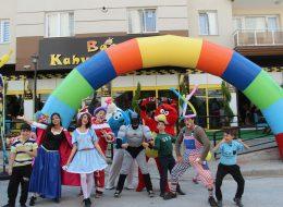Animasyon Ekibi Kiralama İzmir Açılış Organizasyonu