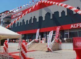 Dikme Balon ve Zincir Balon Süsleme İzmir Açılış Organizasyonu