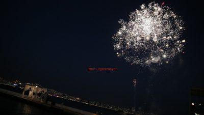 Açılış Organizasyonlarında Havai Fişek Gösterisi İzmir Organizasyon