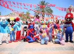 Animasyon Ekibi ve Çizgi Film Maskotları Kiralama İzmir