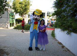 Mickey Mouse Çizgi Film Maskotu Kiralama Açılış Organizasyonu İzmir