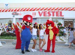 Sivil Animatör ve Çizgi Film Maskotları Kiralama İzmir Organizasyon