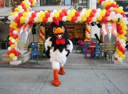 Balon Süsleme ve Çizgi Film Maskotları Kiralama Açılış Organizasyonu İzmir