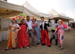 Kostümlü Karakterler ve Palyaço Kiralama İzmir Açılış Organizasyonu