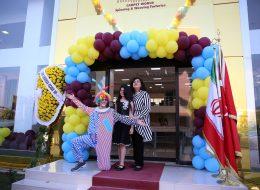 Kapı Takı Balon Süsleme ve Palyaço Kiralama İzmir Açılış Organizasyonu