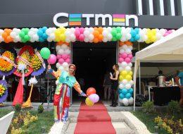 Balon Süsleme ve Baskılı Balon Dağıtımı İzmir Açılış Organizasyonu