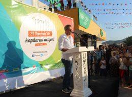 Ses Sistemi ve Sunucu Kiralama İzmir Açılış Organizasyonu