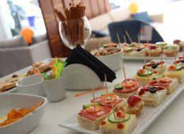 İkramlı Yıl Dönümü Kutlamaları İzmir Organizasyon