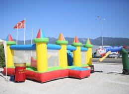 Kuleli Zıp Zıp Oyun Parkuru Kiralama ve Yıl Dönümü Organizasyonları