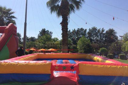 Adana Şişme Oyuncak Kiralama Gladyatör Oyun Parkuru Kiralama