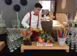 Masa Süsleme ve Catering Ekipmanları Kiralama Kokteylli Açılış Organizasyonu