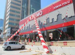 Balon ve Bayrak Süsleme Ankara