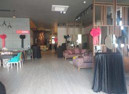 Mağaza Süsleme ve Bistro Masa Kiralama Mersin Açılış Organizasyonu