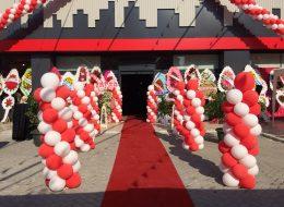 Dikme Balon Süsleme Açılış Organizasyonu Mersin