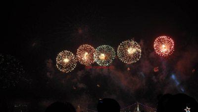 Arnavutköy Havai Fişek Gösterisi Arnavutköy Yer Volkanı Arnavutköy Işıklı Uçan Balon İzmir Organizasyon