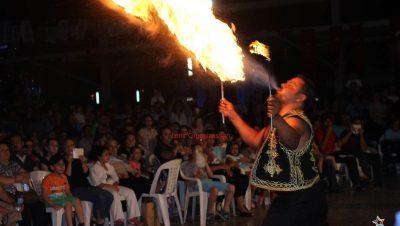 Ateşbaz Gösterisi Ramazan Etkinlikleri İzmir Organizasyon