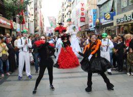 Dans Gösterileri ve Tahta Bacak Kiralama İzmir