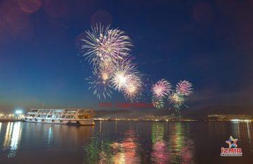Bağcılar Havai Fişek Gösterisi Bağcılar Yer Volkanı Bağcılar Işıklı Uçan Balon İzmir Organizasyon