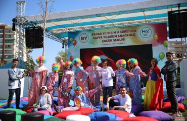 Bahar Yıldırım İlkokulu ve Havva Yıldırım Anaokulu Çocuk Şenliği Organizasyonu Animasyon Ekibi Kiralama