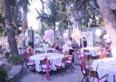 Doğum Günü Organizasyonu Masa Süsleme Hizmeti İzmir Organizasyon