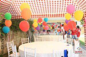 Uçan Balon Servisi İzmir Organizasyon