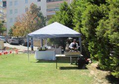 Çadır ve Gölgelik Kiralama Mangal ve BBQ İkramları Hizmeti
