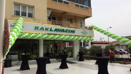 Baklavacım Açılış Organizasyonu İzmir Organizasyon