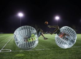 Bubble Futbol Kiralama