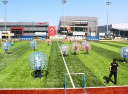 İzmir Şişme Futbol Oyunu Kiralama