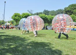 İzmir Balon Futbolu Kiralama