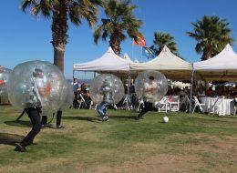 Şişme Balon Futbolu Kiralama
