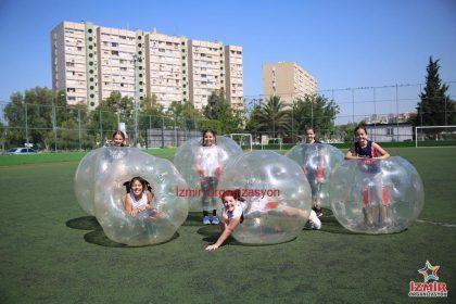 Şenlik Organizasyonu Balon Futbolu Kiralama