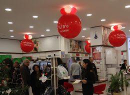 Jumbo Balon Süsleme