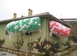 File Uçan Balon Dökme Balon İzmir